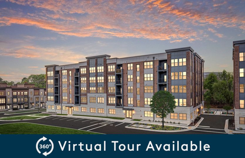 Exterior:Low-Maintenance, 1-Level Elevator Condos at Tower Oaks Featuring Easy Living with no Stairs!