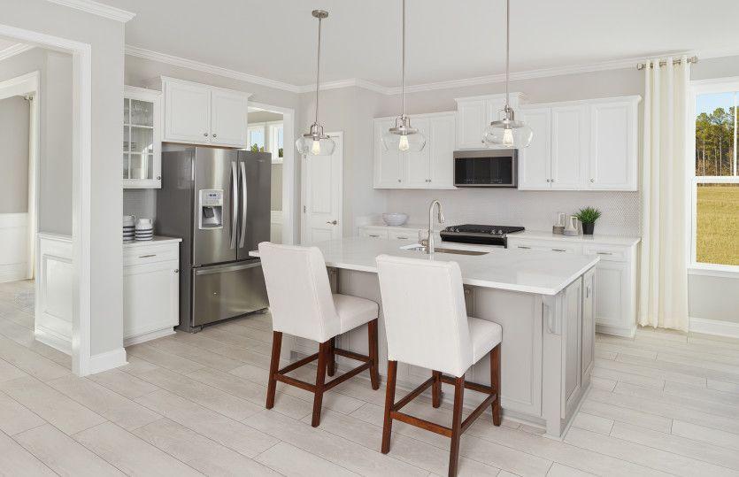 Marigold:Kitchen Space