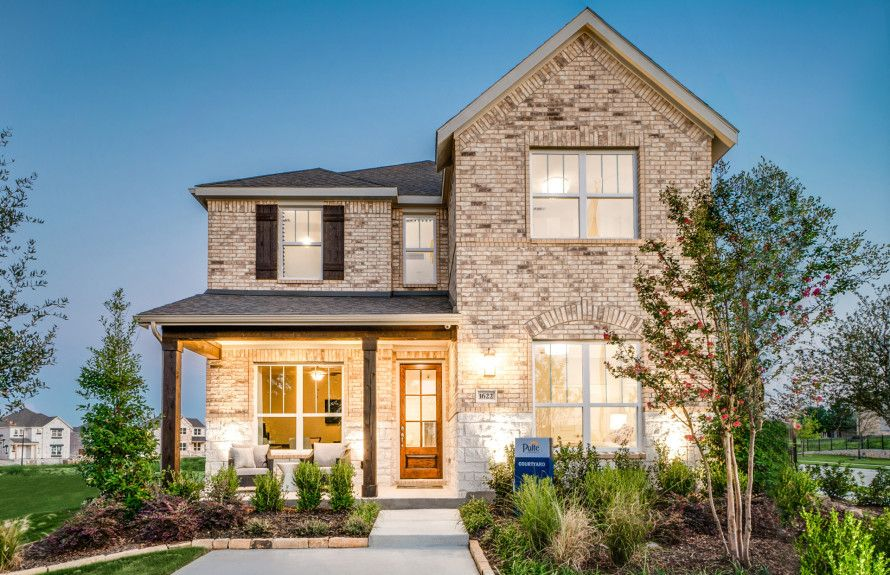 New Homes in Rowlett, TX