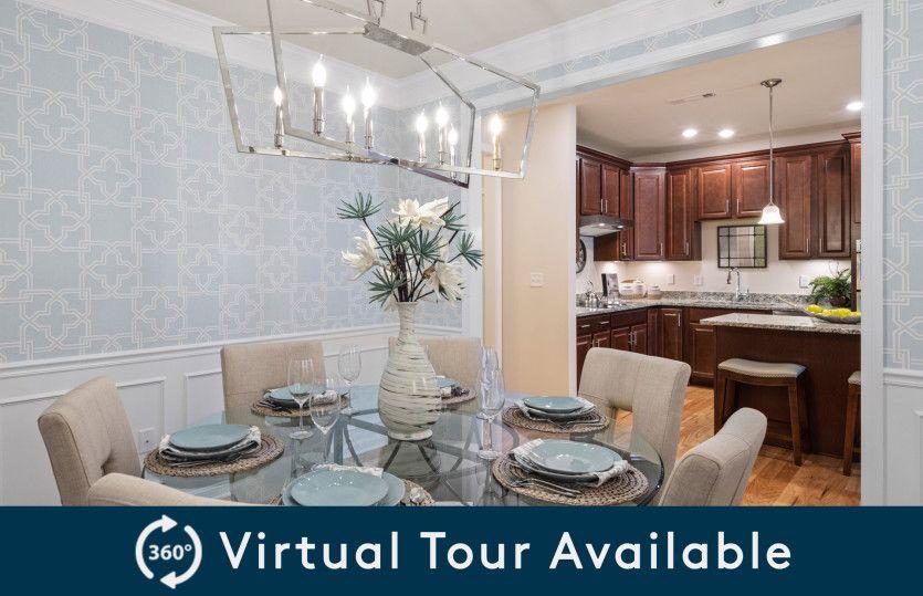 Hinsdale:Formal Dining Room
