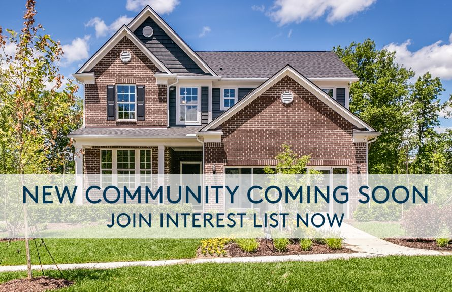 Join Our Interest List