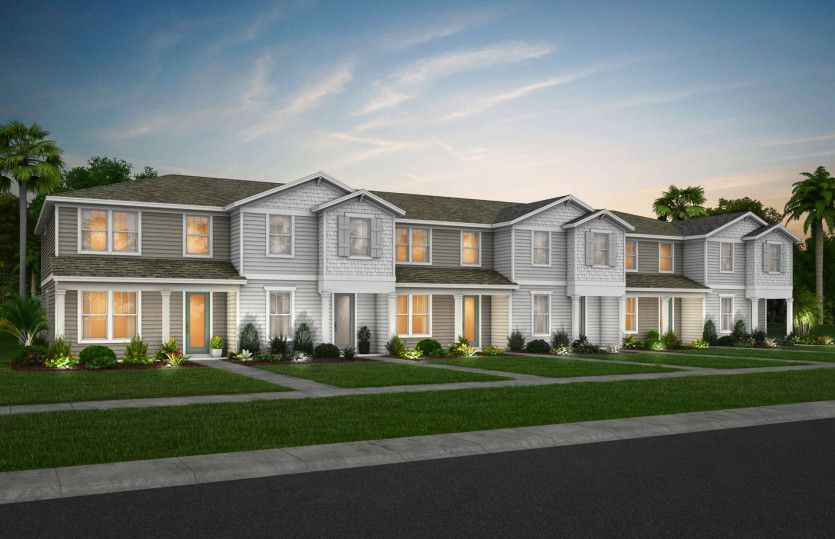Foxtail Interior Unit:New Construction Townhomes for Sale