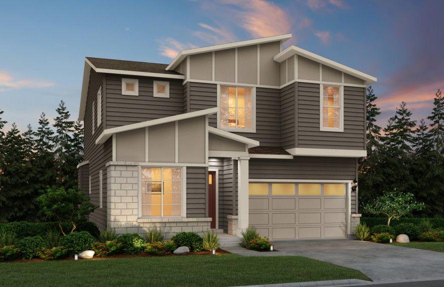 Lakeview - exterior design D