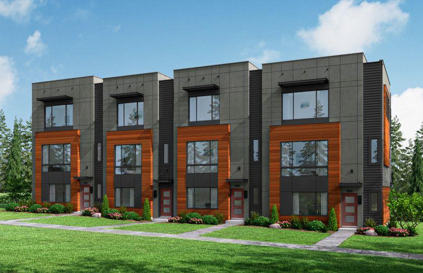 Residence II:Building B