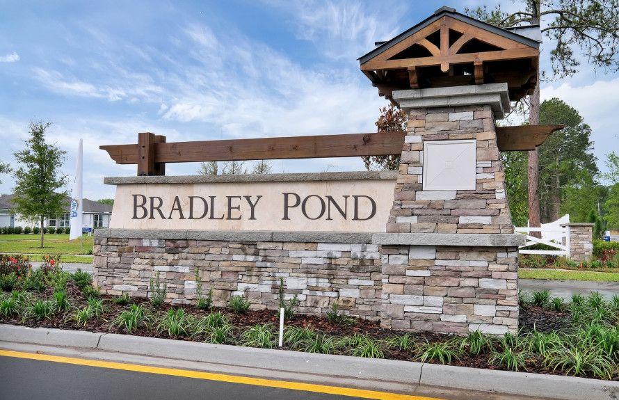 Welcome Home to Bradley Pond!