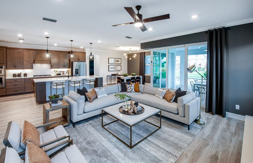 Renown:Open connected living spaces