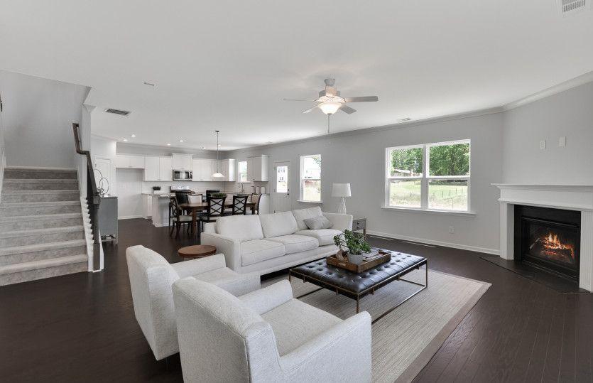 Pennington:Great Room
