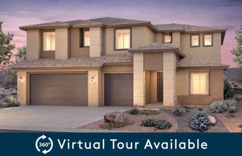 Messina:Take a virtual tour of our Messina home design.