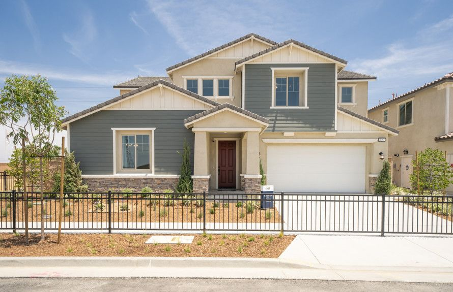 Quality New Homes in Perris