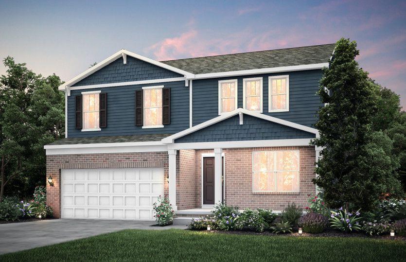 Hampton:Home Exterior CR2H