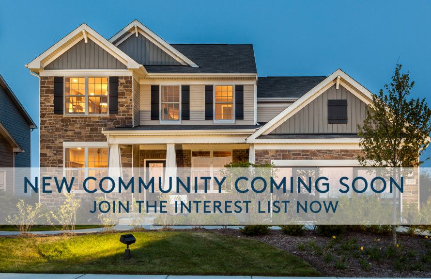 Join Our Interest List Today