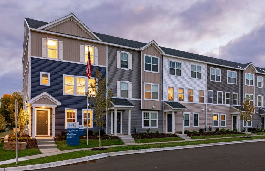101 Townhomes in Apple Valley