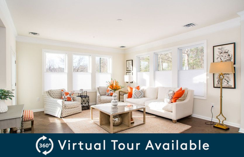 Exterior:Large Sun Filled Gathering Room