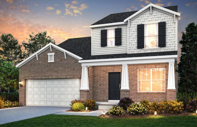 Oakdale:Home Exterior CR3M