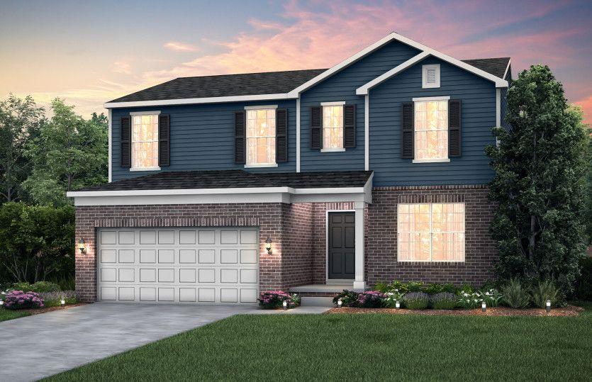 Exterior:Home Exterior HR2J