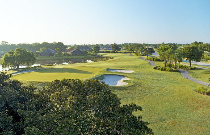 Semi-Private Golf Course