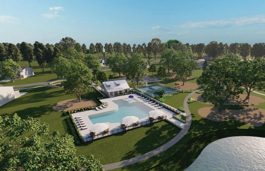 Proposed Amenity with Pool