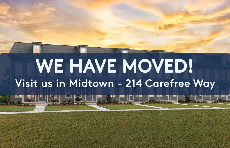 Our sales office has moved!