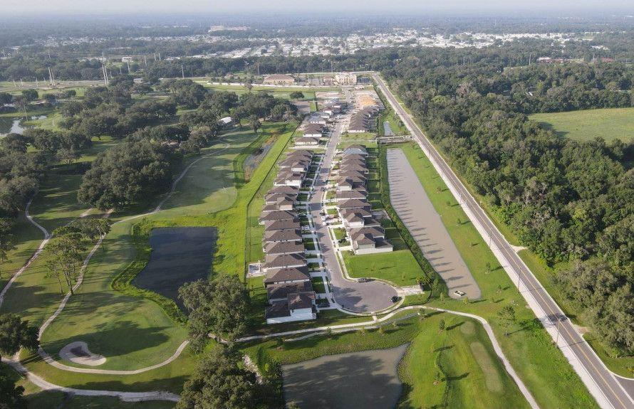 Golf Course Homesites