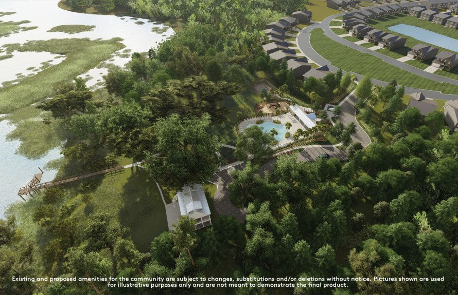 Proposed Waterfront Amenity