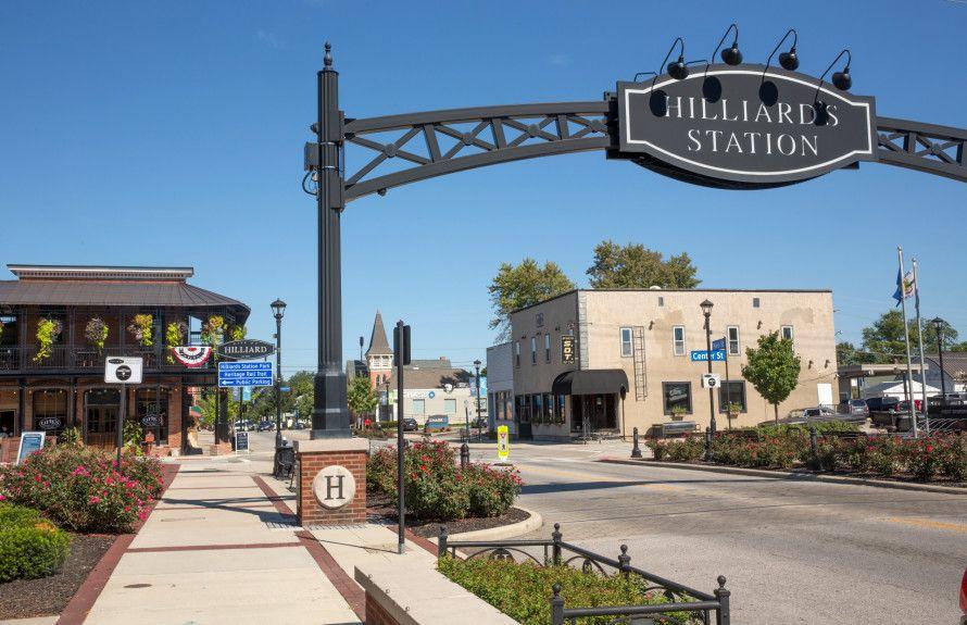 Great Hilliard Location