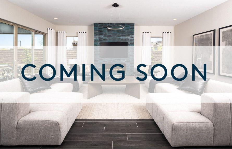 Buckeye Homes Coming Soon