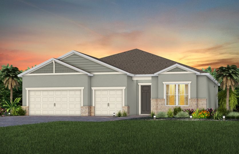 Ashby:New Construction Ashby for Sale C2 with stone