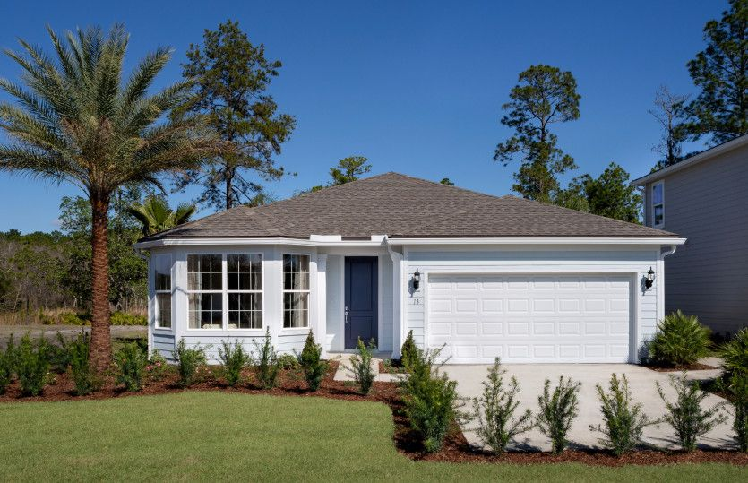 Exterior:Spruce   Model Home