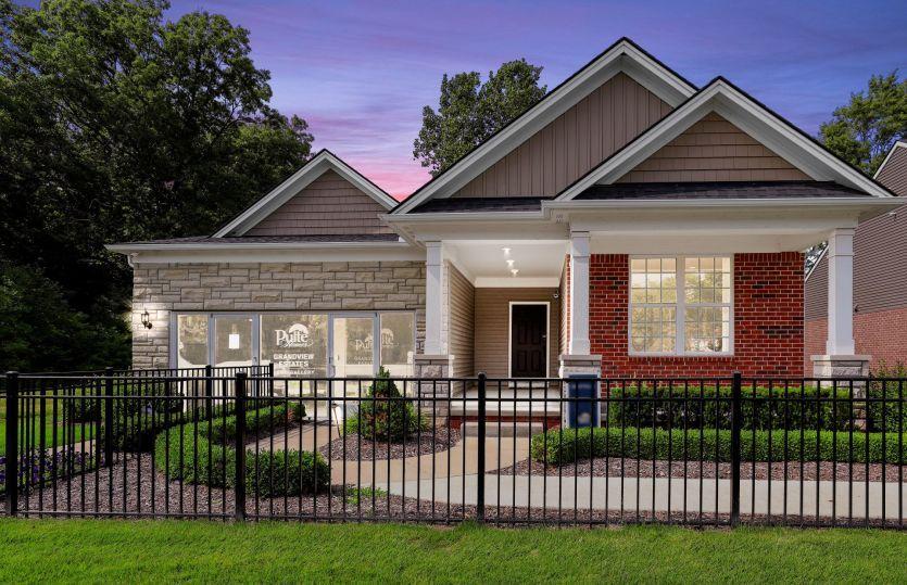 Abbeyville:Home Exterior 14