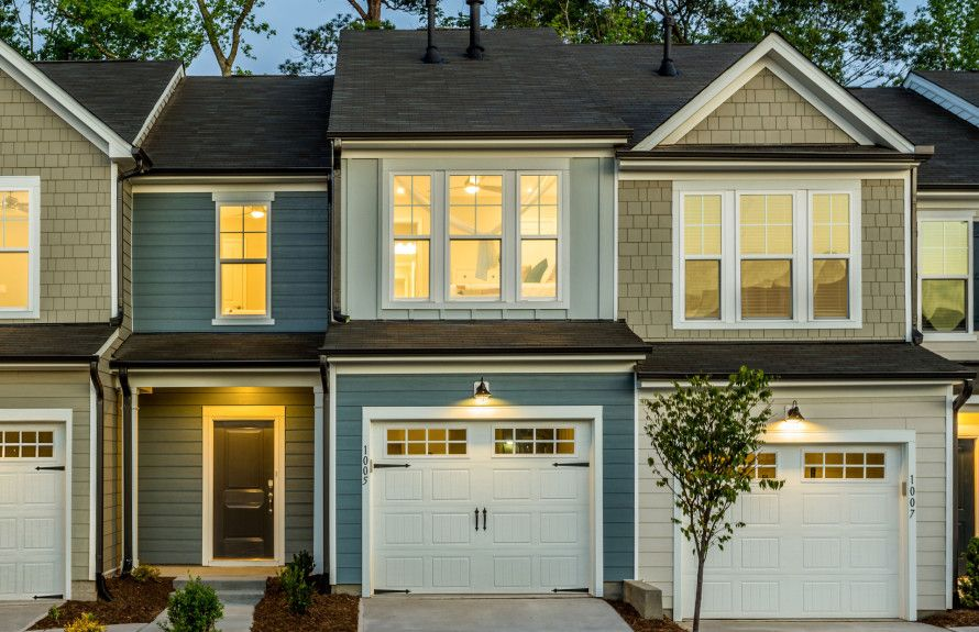 Townhome Designs You'll Love