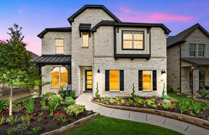 New Model Home Now Open