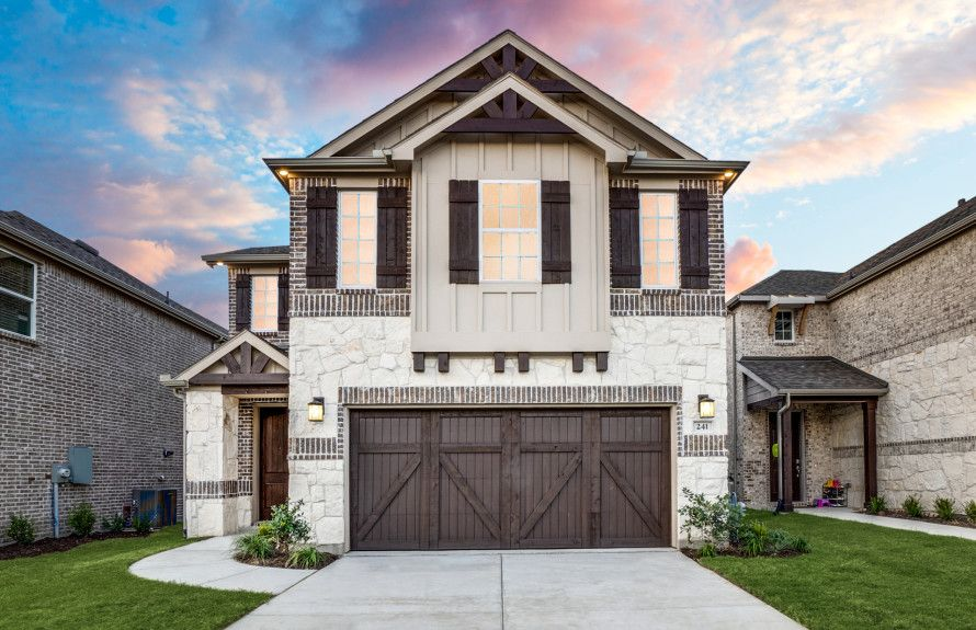 New Homes in Irving, TX