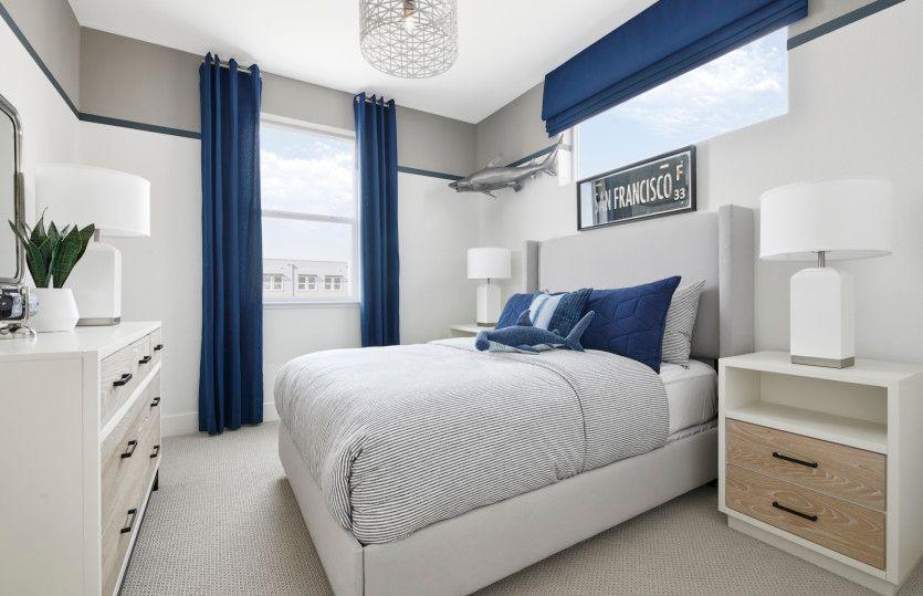 Plan 2:Plan 2 Secondary Bedroom