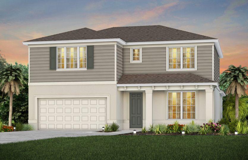 Exterior:New Home Exterior FM2