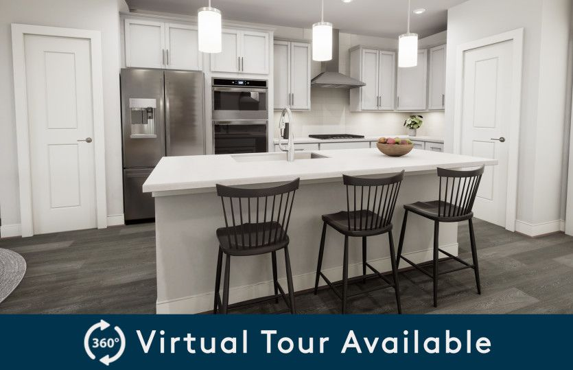 Chase:Gourmet Kitchen with Stainless Steel Appliances
