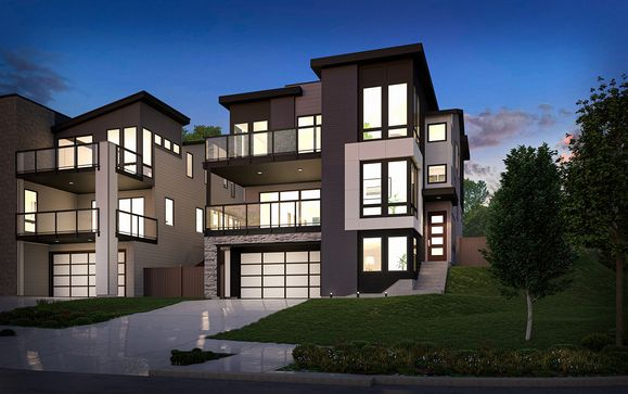 Exterior:Lakeview Crest Homesite 7