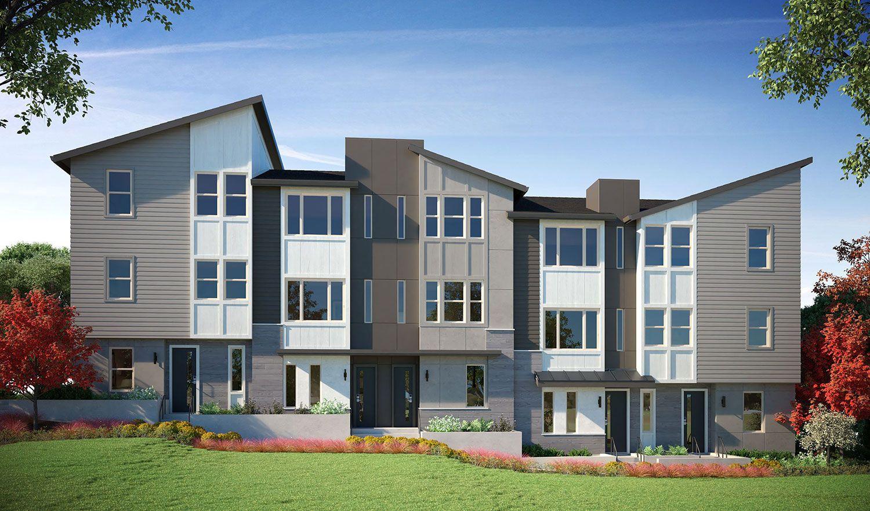 Aldea Townhomes Building E
