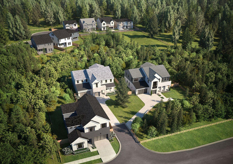 Exterior:Eagles Glen Community