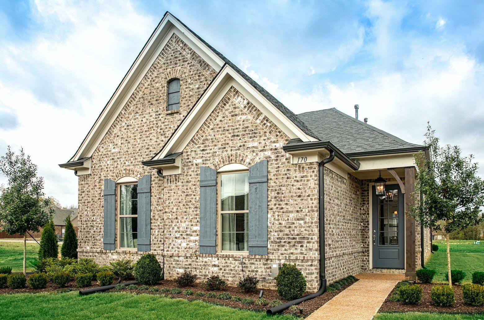 Chickasaw Ridge Model Home:Albright Floor Plan