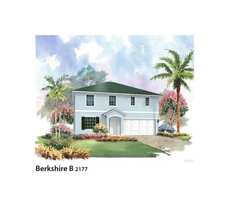 Berkshire 2177:Elevation B