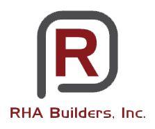 R H A Builders,94931