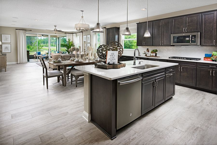 Raleigh-JAX-Kitchen Nook:The Raleigh