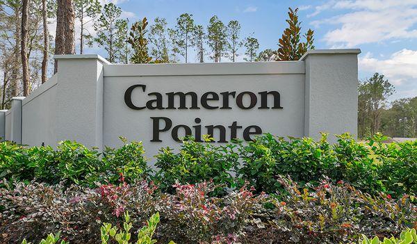 SeasonsAtCameronPointe-JAX-Monument :Seasons at Cameron Pointe