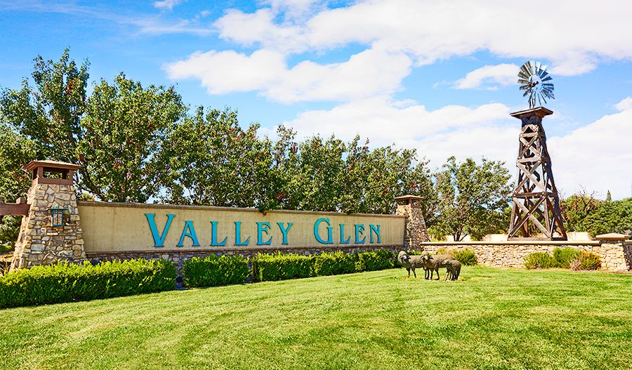 Orchards at Valley Glen (monument):Orchards at Valley Glen