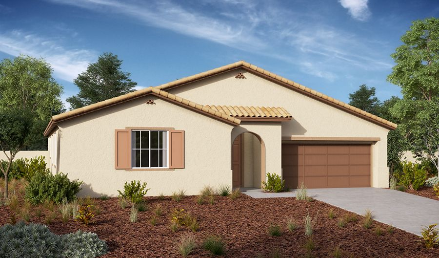 Paige-N24P-OrchardsAtValleyGlen Elevation A:The Paige - Elevation A