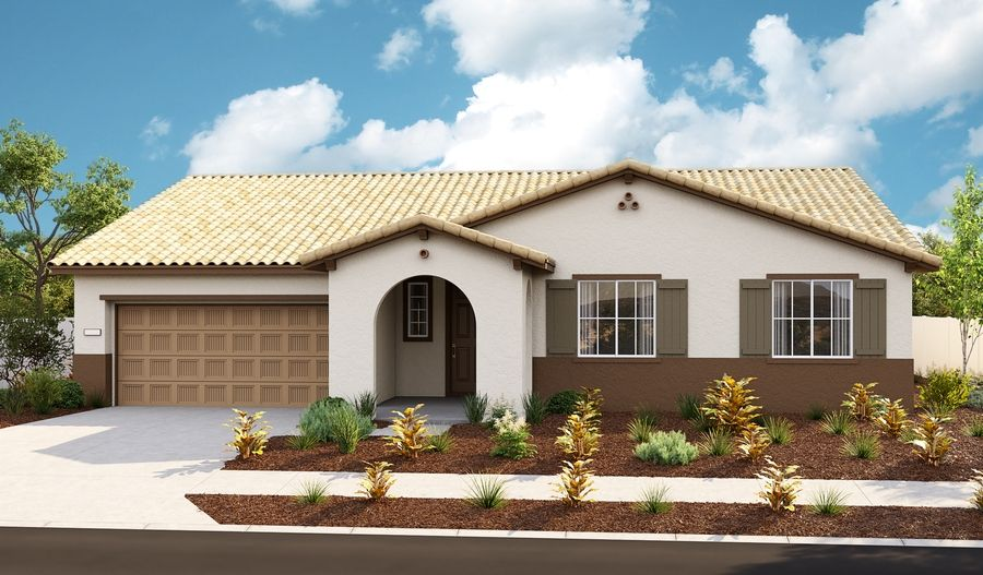 Melody-N22M-NorthpointeAtStanfordCrossing Elevation A:The Melody - Elevation A