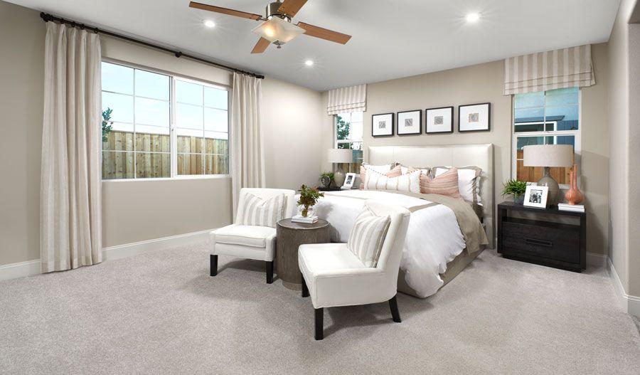 BAY-MiddlefieldAtDelaneyPark-Sarah Owner's Bedroom:The Sarah