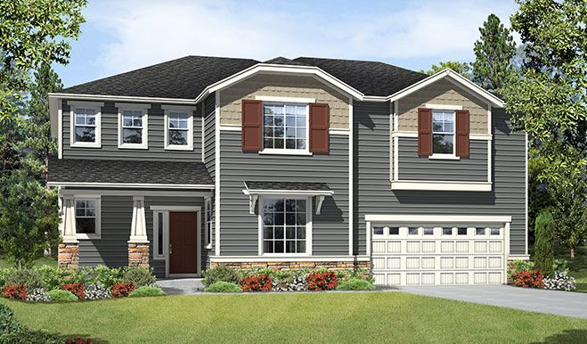 Oakley-W623-Creekstone Elevation C:The Oakley - Elevation C