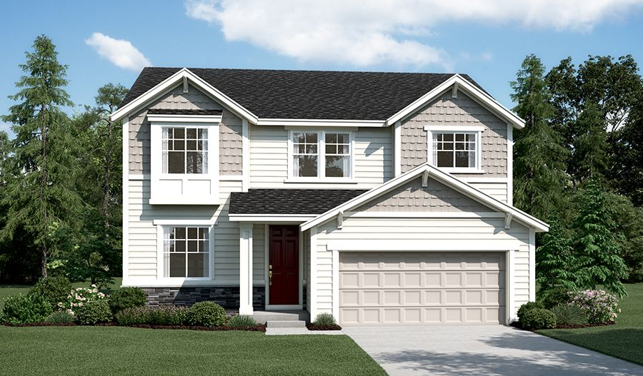 Hemingway-W250-Westridge Elevation F:The Hemingway - Elevation F