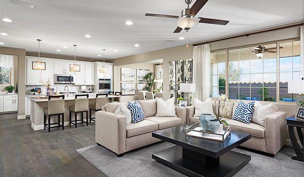 Coronado-LV-Great room (Highland Hills):The Coronado